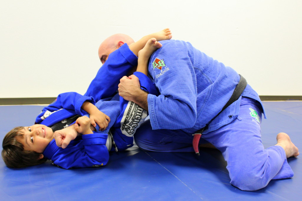 Kids Martial Arts Classes BJJ in Houston at Precision MMA