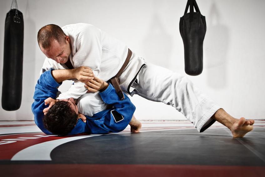 Brazilian Jiu Jitsu Classes in Houston at Precision MMA