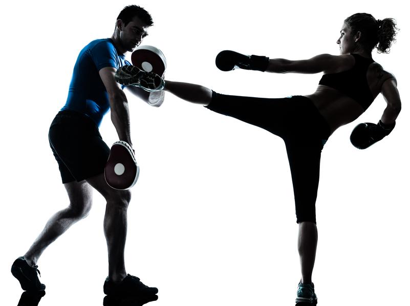 Kickboxing Classes in Houston at Precision MMA