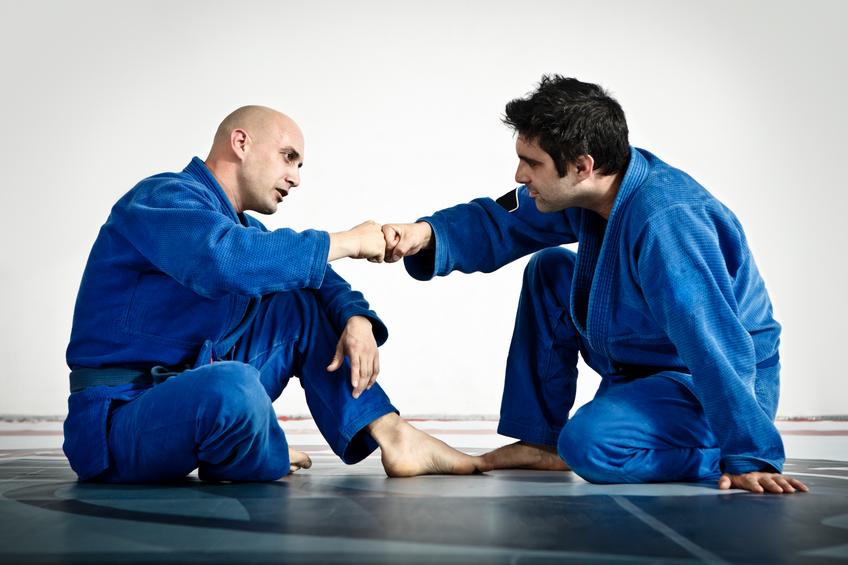 BJJ Classes in Houston at Precision MMA