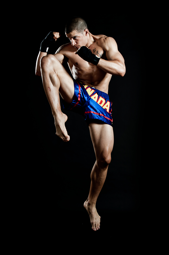 MMA and Muay Thai Kickboxing Classes in Houston
